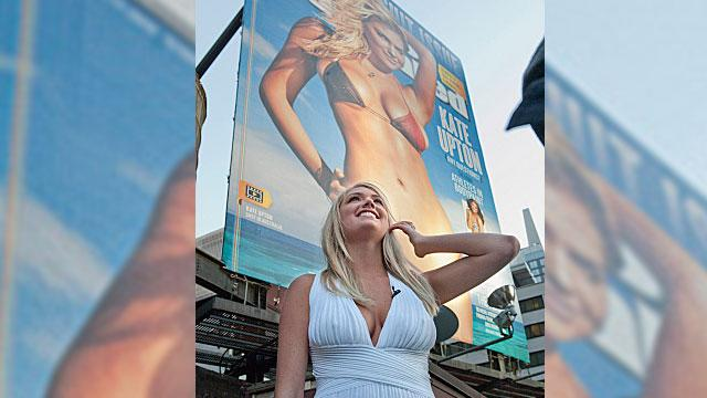 2012 'SI' Swimsuit Cover Model Revealed!
