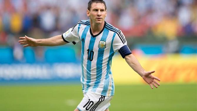 World Cup - FIFA leave Messi out of World Cup's top 10 stars so far