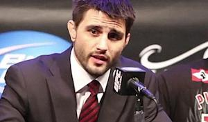 "Carlos Condit on TRT: ""It's Abused and Misused"""