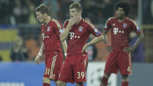Bayern vow to return to winning ways