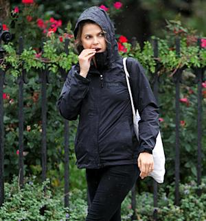 FIRST PIC: Pregnant Keri Russell Steps Out in NYC