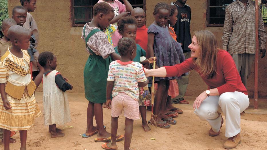 Melinda Gates: Girls' education saves lives