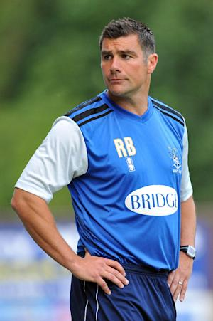 Richie Barker's departure came 'out of the blue' for Bury
