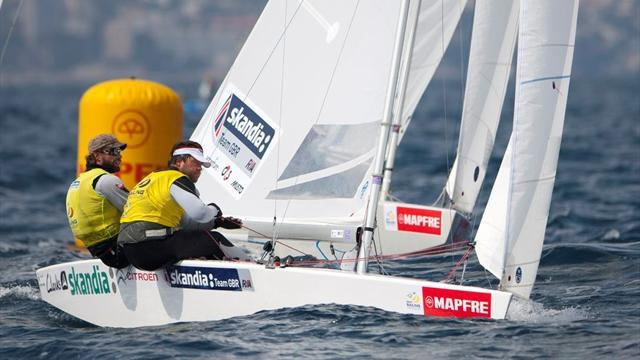 Percy and Simpson take Hyeres gold
