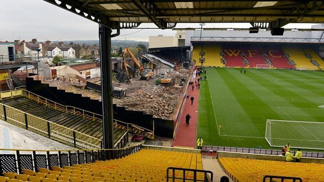 Football - Watford fined by FA