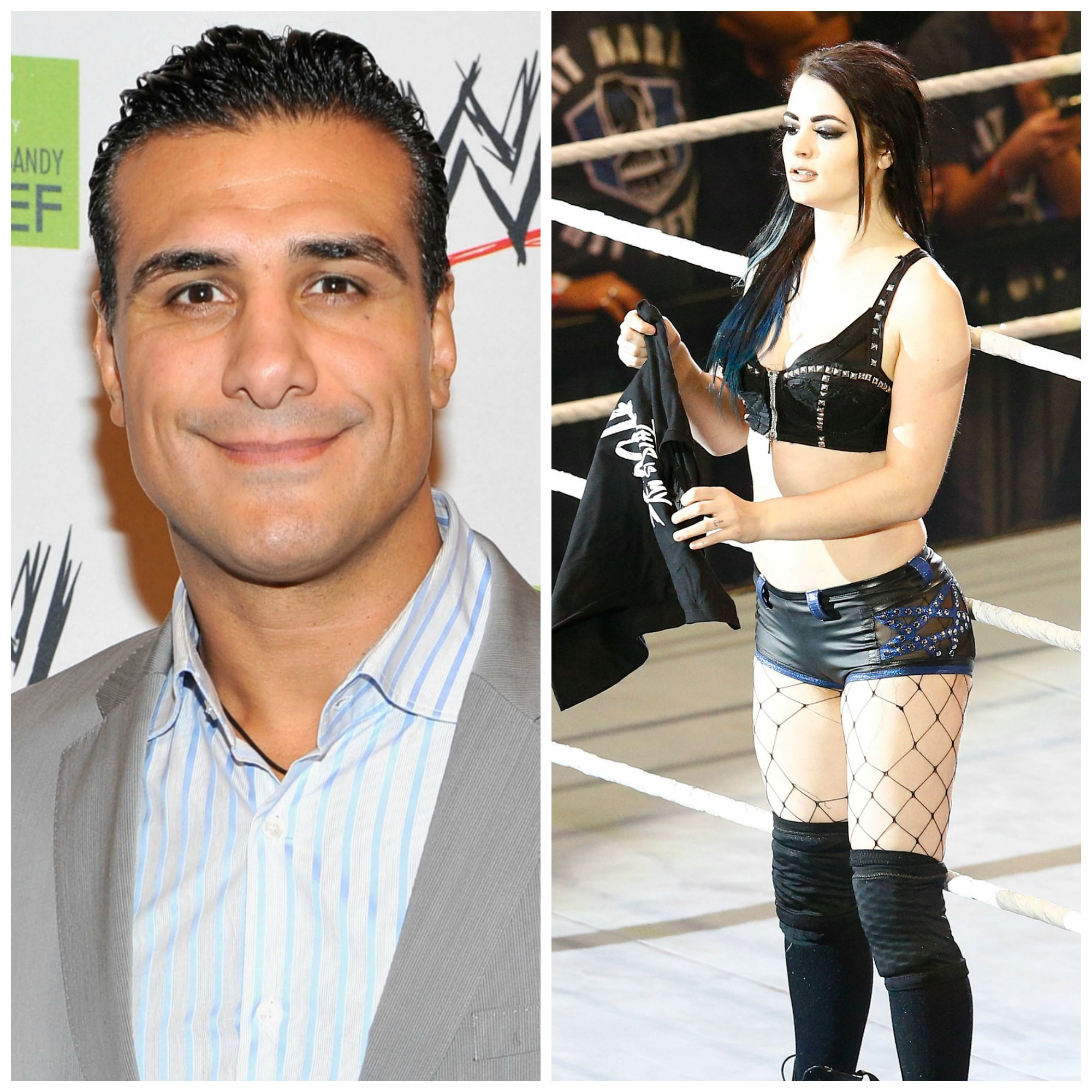 wwe dating real life Top 15 real life wrestling couples  where she manages her real life husband,  the couple began dating in 2001 and were married in 2013.