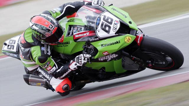 Superbikes - Imola WSBK: Sykes edges Rea to lead first qualifying