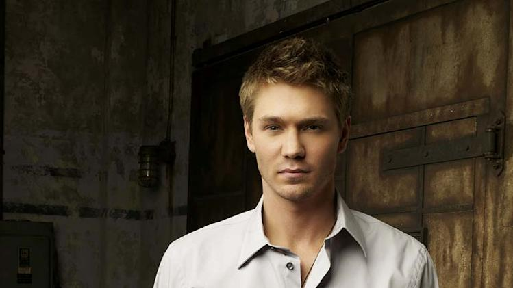 Chad Michael Murray as Lucas Scott on One Tree Hill.