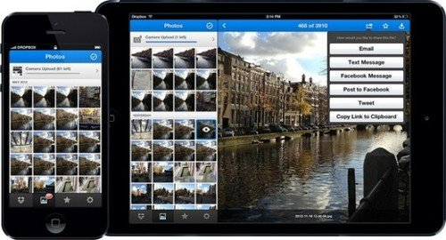 Dropbox takes on Flickr and others with new photo features in iOS app. Apps, iPhone apps, iPad apps, Dropbox 0