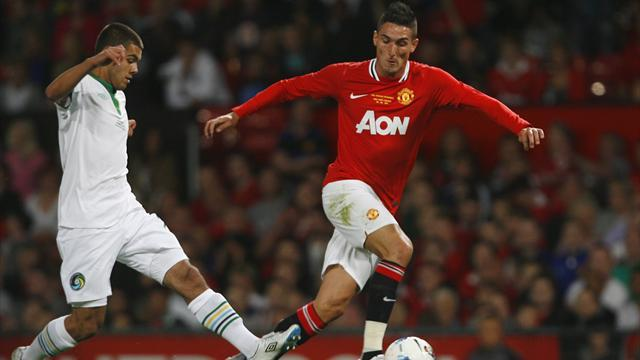 Liga - Macheda prefers Spanish loan to Italy