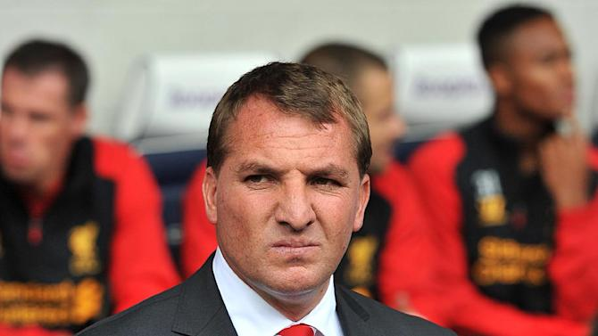 Brendan Rodgers expects Liverpool's second leg match with Hearts to be a tough one