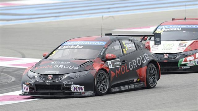 WTCC - Loeb and López top Le Castellet timesheets