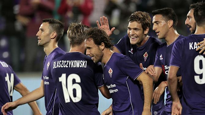 Serie A Review: Fiorentina out in front as Napoli thump Milan