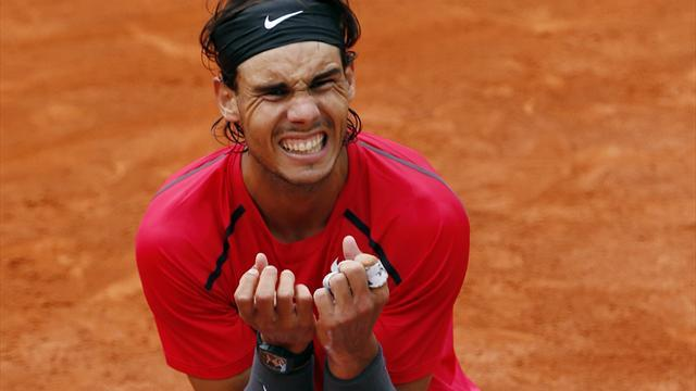 Tennis - Nadal: Return in 2012 is 'not impossible'