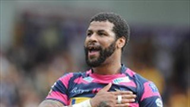 Rugby League - Four-match ban for Bailey