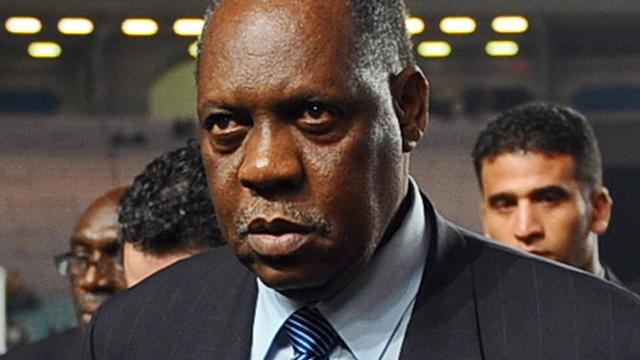 World Football - Hayatou only nominee for top African job