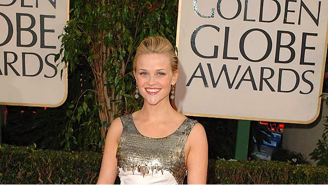 Witherspoon Reese GG Aw