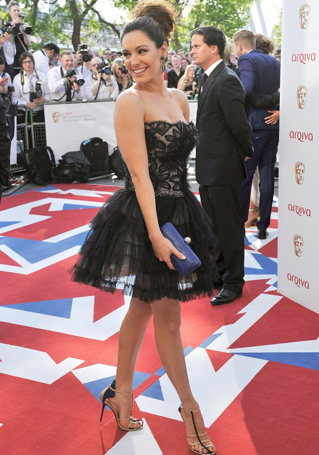 Kelly Brook TV BAFTAs