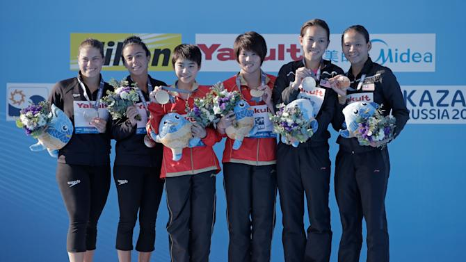 Diving - 15th FINA World Championships Day Three