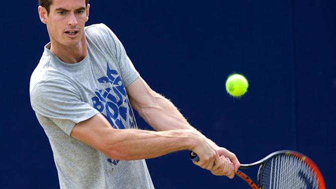 Tennis - Murray seeded third for Wimbledon
