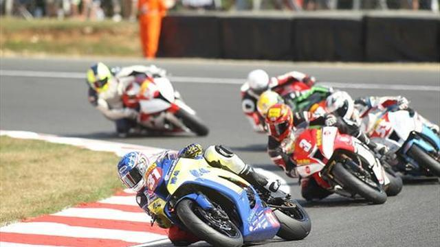 Superbikes - Brands BSB: Aquino clinches best ever Superstock 1000 result