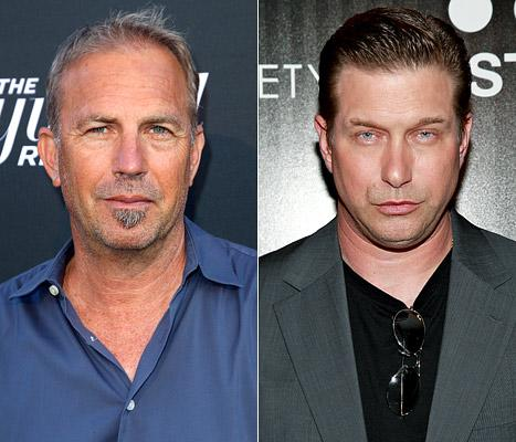 Kevin Costner Appears in Court for Stephen Baldwin's Lawsuit
