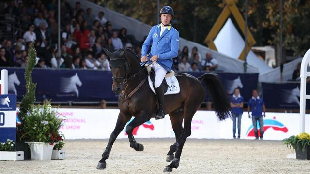Equestrianism - Ahlmann wins for the men at Paris Masters