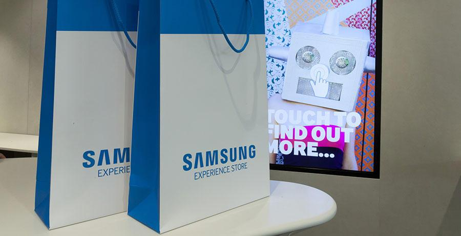 Samsung closes flagship London store