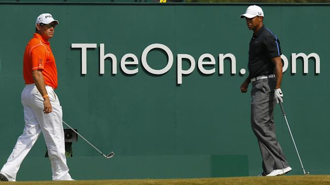 The Open Championship - Tee times for the fourth round of The Open