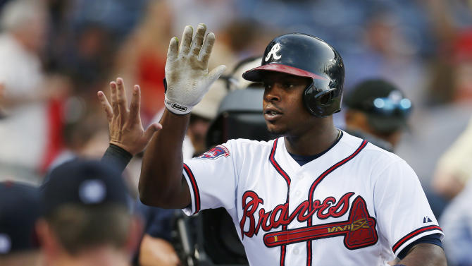 Braves snap 7-game skid, beat Cardinals 2-1