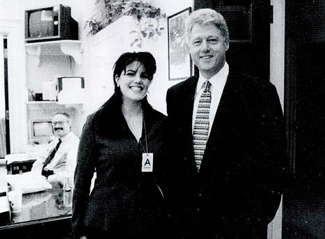 Monica Lewinsky Auction: Bill Clinton Letter, Black Negligee Up for Bidding