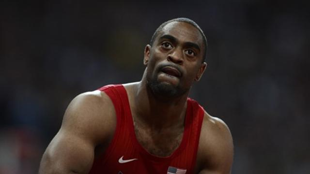 Athletics - Gay handed one-year ban for positive test