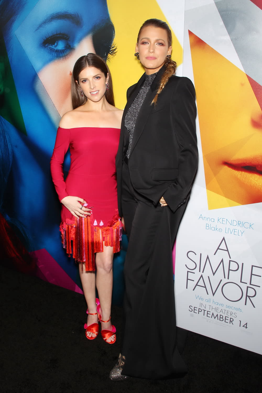 <p>與布蕾克萊芙莉在《失蹤網紅》展開「女性撕逼大戰」的安娜坎卓克則很期待電影上映,她說這部電影絕對會讓觀眾既驚訝又驚喜。 </p>