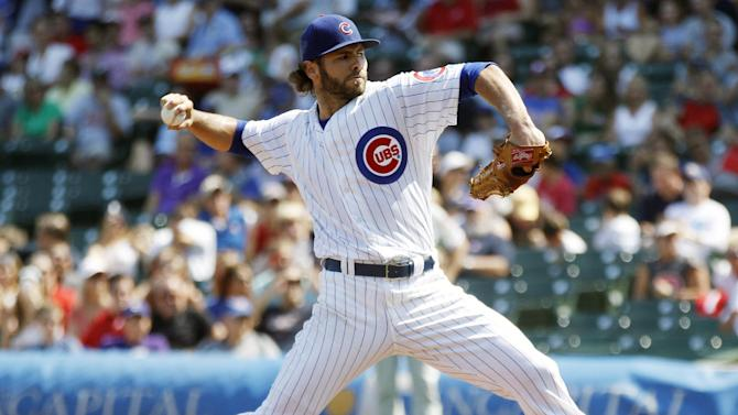 Arrieta shuts down Phils in Cubs' 7-1 win