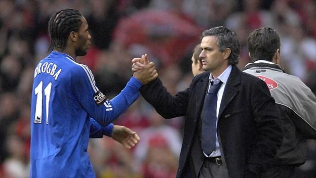 Champions League - Mourinho: Drogba return will be 'special'