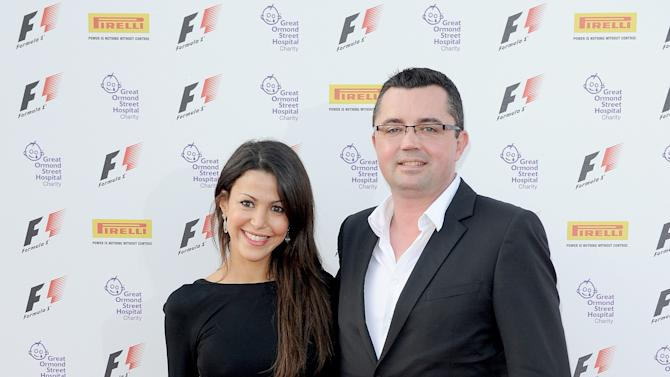 F1 Party - London