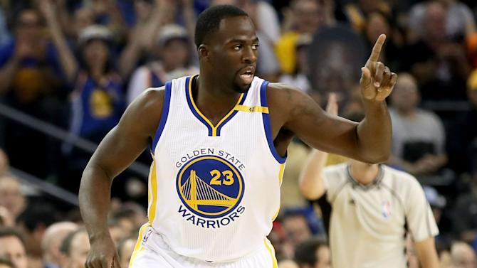 It's Draymond Green vs. NBA when it comes to ruing rules rulings