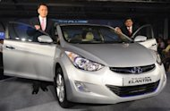 Hyundai Motor India Ltd, country's largest passenger car exporter and second largest manufacturer today announced the launch of the neo Fluidic Elantra in India