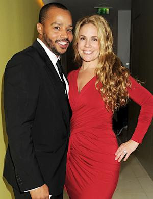 Donald Faison Marries CaCee Cobb!