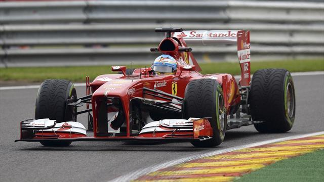 Formula 1 - 2014 rules Ferrari's 'best' chance