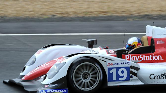 Oreca 03 Nissan N°19 driven by French Se