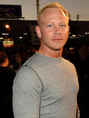 Premiere: Ian Ziering at the LA premiere of Warner Bros. Pictures' North Country - 10/10/2005