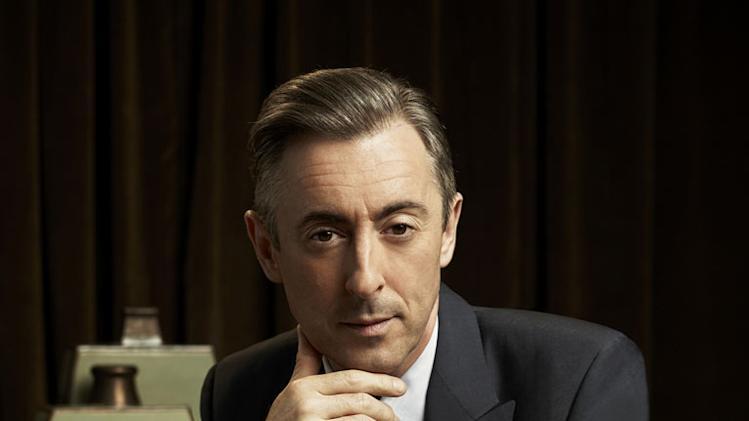 "Alan Cumming stars as Eli Gold in ""The Good Wife."""