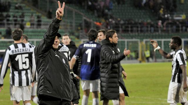 Serie A - Conte reflects on four painful months