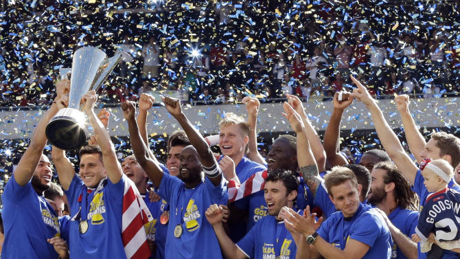 Gold Cup Final Soccer