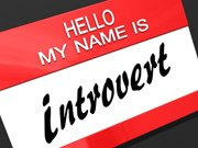 How to Become a Little More Extroverted image introvert 8508070539 c45269b570