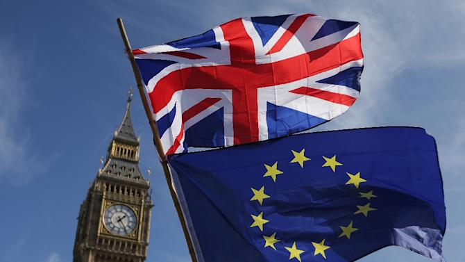 Britain is set to pull the trigger on its EU divorce on March 29