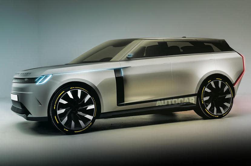 捷豹路虎證實推出 Jaguar XJ 和 Range Rover 全新電動車,最快十月發表