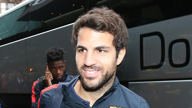 Soccer - Cesc Fabregas File Photo