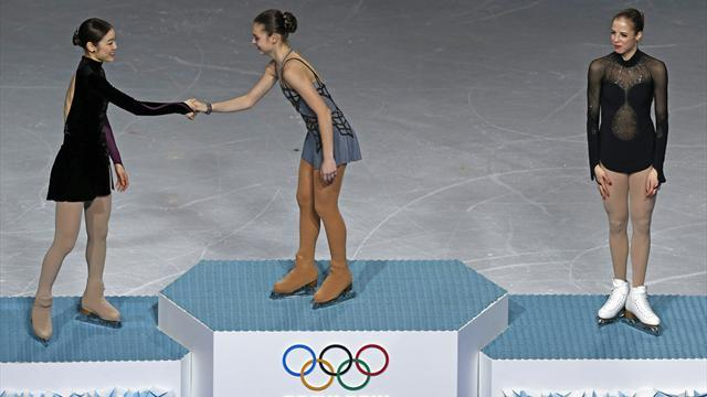 Figure Skating - Sotnikova win raises judging questions